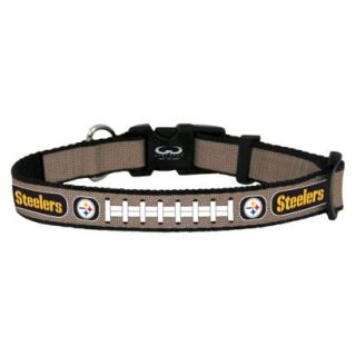 Pittsburgh Steelers Reflective Toy Football Collar