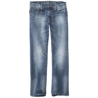 Mossimo Supply Co. Mens Straight Fit Jeans 34X32