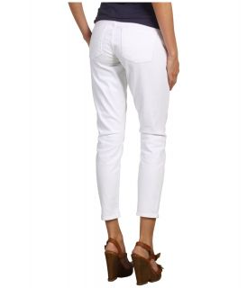 Lucky Brand Sofia Capri in Pearl Womens Jeans (White)