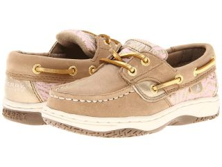 Sperry Top Sider Kids Bluefish Girls Shoes (Beige)