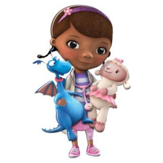 Wall Friends Disney Doc McStuffins Animated Wall Art