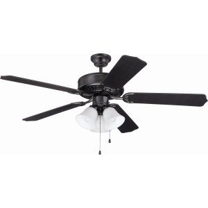 Ellington Fans ELF E205FB Pro 205 52 Ceiling Fan Motor only with Integrated Lig