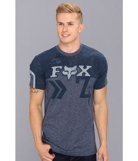 Fox Anthem S/S Premium Tee Mens T Shirt (Navy)