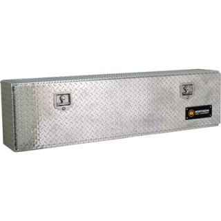 Locking Aluminum Top Mount Truck Box   60in. x 12in.