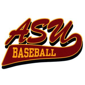 Arizona State Sun Devils Vinyl Decal