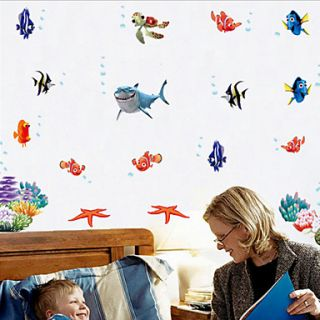 Sea World Kids Room Wall Decals Wall Sticker