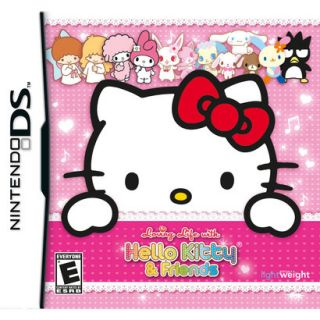 Hello Kitty Loving Life with Friends (Nintendo DS)