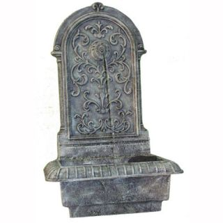 French Provence Wall Water Fountain   88103L