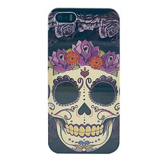 One Big Skull Head Protective Plastic Back Case For iPhone 5/5S