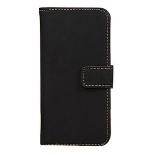 Retro Style Full Body PU leather Case with stand and Wallet for iPhone 5/5S (Assorted Colors)