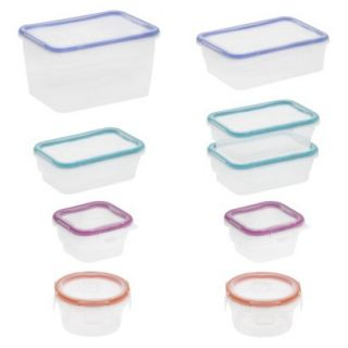 Snapware Total Solutions Food Storage Container   18 Piece Set