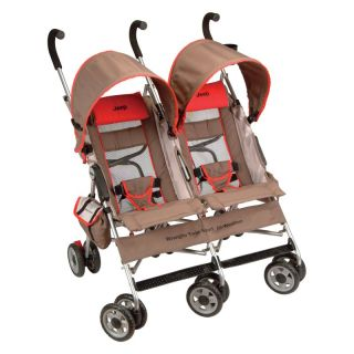 Jeep Wrangler Twin Sport All Weather Stroller Multicolor   JT008 XHT1