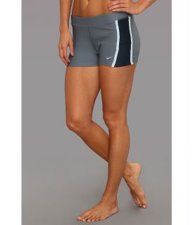 Nike Tempo Boy Short Womens Workout (Gray)