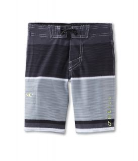 ONeill Kids Heist Boardshort Boys Swimwear (Black)