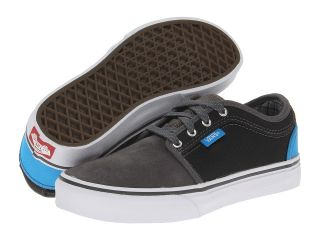 Vans Kids Chukka Low Boys Shoes (Gray)