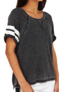 Hurley GKT0790 Beach Active Back Bay Short Sleeve Tee