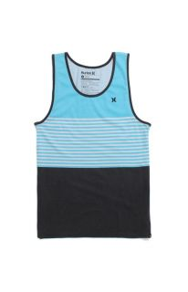 Mens Hurley Tank Tops   Hurley Blockade Tank Top