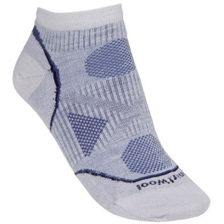 SmartWool 2013 PhD Outdoor Ultralight Socks   Merino Wool  Below the Ankle (For Women)   SILVER (L )
