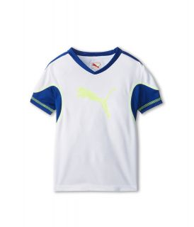 Puma Kids Move Tee Boys T Shirt (White)