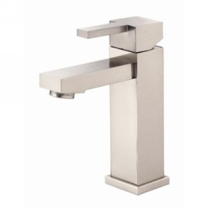Danze D225533BN Reef  Reef  Single Handle Lavatory Faucet