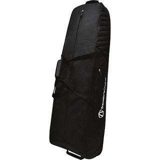 Rolling Golf Bag Cover Black   Travelers Choice Golf Bags