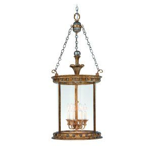 Corbett Lighting COR 50 46 L Opera 6 Light Hanging Pendant